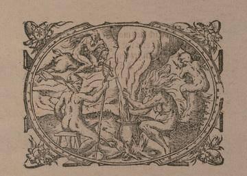 Titelvignette aus: Abraham Saur: Eine kurtze / treuwe Warnung […] , aus der Sammlung von: Hessisches Landesarchiv - Staatsarchiv Marburg