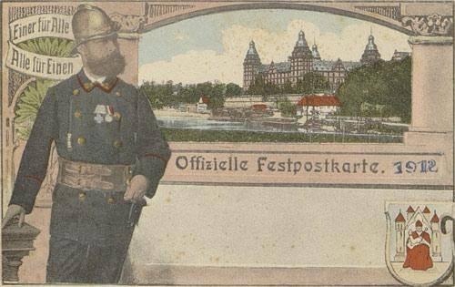 Die Freiwillige Feuerwehr Aschaffenburg