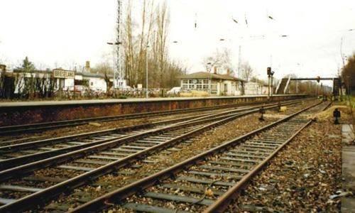 100 Jahre Bahnhof Brieselang