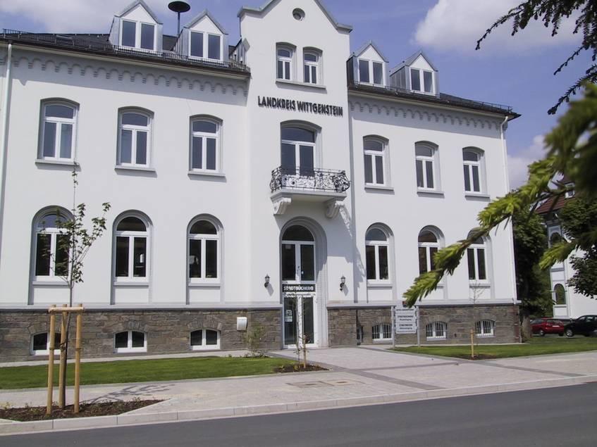 Gebäude des Stadtarchivs Bad Berleburg
