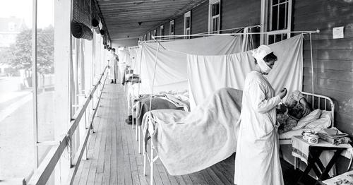 Die Spanische Grippe im Kreis Gütersloh