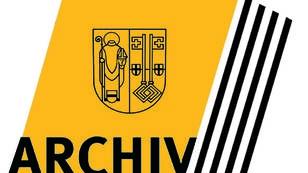 Archivwappen Stadtarchiv Krefeld
